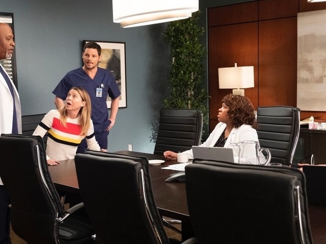 With Half the Cast of Grey's Anatomy Gone Next Season, Who's Doing Their Jobs?