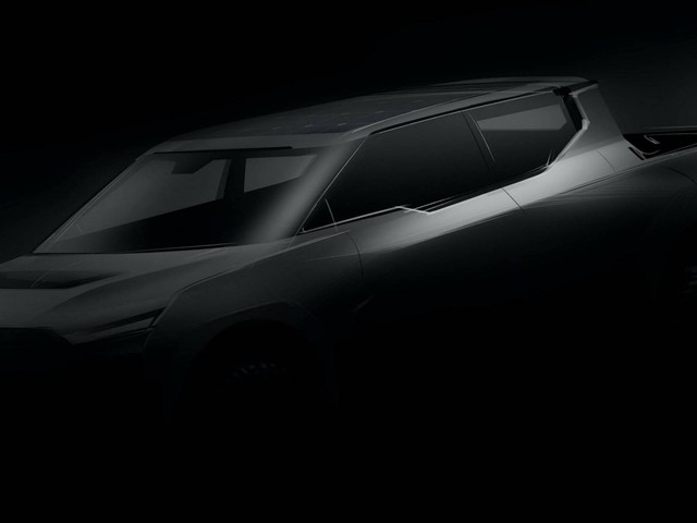 Karma Quietly Teases Extended Range Electric Pickup Truck