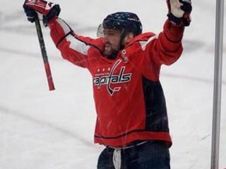 Ovechkin returns, scores in OT as Capitals beat Bruins