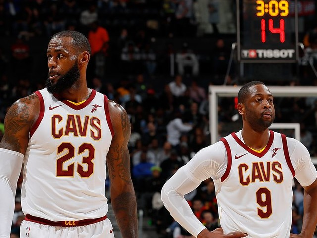LeBron James and 9 other reasons why the Cavaliers keep winning