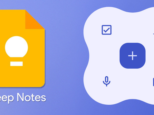 Check out Google Keep's new Material You widgets