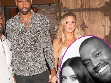 No, Tristan Thompson Isn't Expecting A Baby With Khole Kardashian, But He Did Throw Her A B'Day Bash