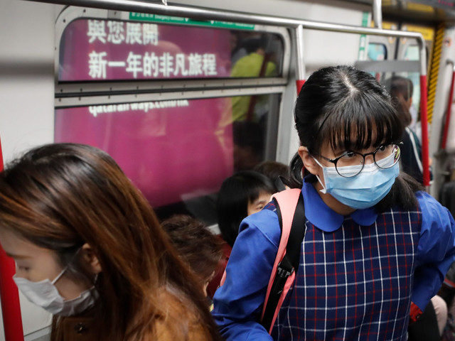 Six more people have come down with China's mystery virus