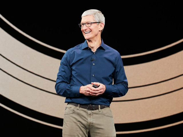 Tim Cook addresses AirPods and Apple Watch supply constraints, coronavirus uncertainty, more