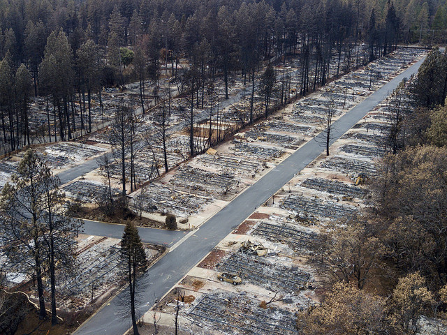 Devastating Wildfires Force California's Largest Utility To Plan Sale Of Gas Assets