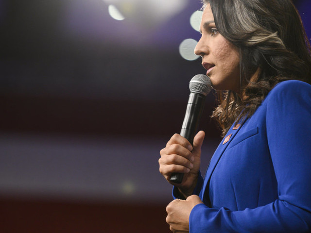 Tulsi Gabbard breaks ranks from Democratic candidates, says she actually supports some restrictions on abortion