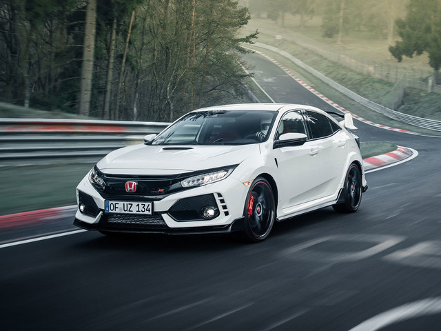 2017 Honda Civic Type R Could Start at $34,775