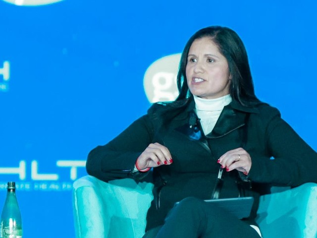 The first digital chief at $210 billion drugmaker Pfizer shares her top 5 priorities for using technology to transform the pharma giant