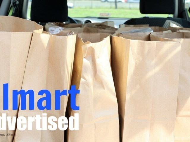 Save Big at Walmart with This Week's Huge List Unadvertised Deals