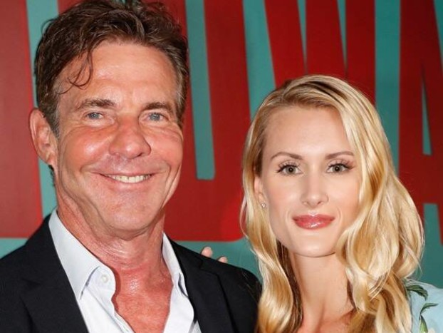 Dennis Quaid Is Engaged to Laura Savoie