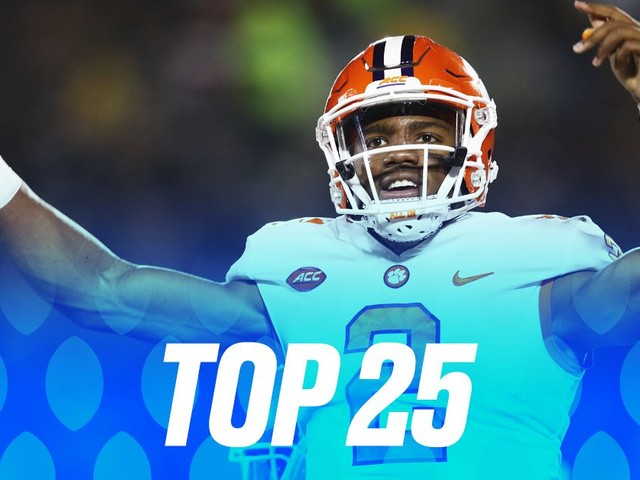 Updating the College Football Playoff impact tracker as Week 4's Top 25 final scores roll in