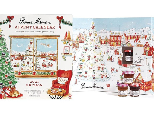 12 Festive Advent Calendars That Are All A Click Away On Amazon