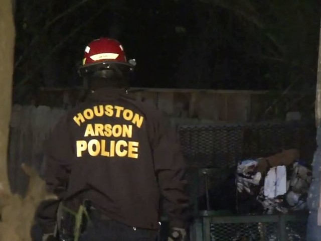 Fire guts residence in Acres Homes