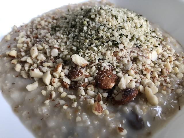 High Fiber Porridge Recipe
