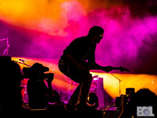 Phish Performs 'Twist' At Bonnaroo