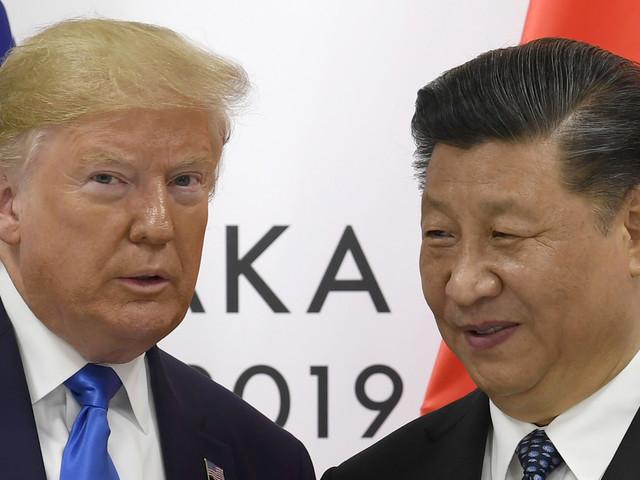 China bats away rumors, says trade talks with US continue