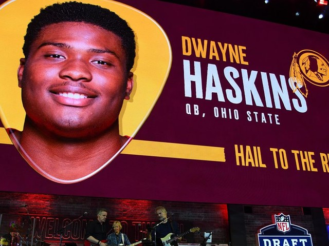 Is Dwayne Haskins actually psychic? An investigation