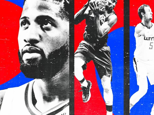 Paul George Is Spreading His Wings Now That He Has Room to Fly