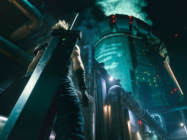 The gorgeous remake of 'Final Fantasy 7' has been rebuilt from the ground up — here's everything we know