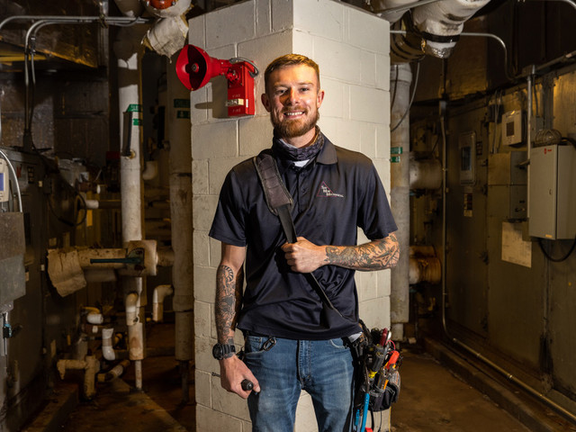 Want job security, benefits and great pay? Learn a skilled trade