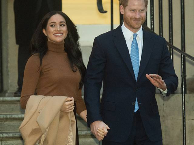 Meghan Markle, Prince Harry & Archie Move To LA Before Border Shutdown + Meg's Disney Movie Trailer & Deets On Her New Cookbook, Blog Relaunch
