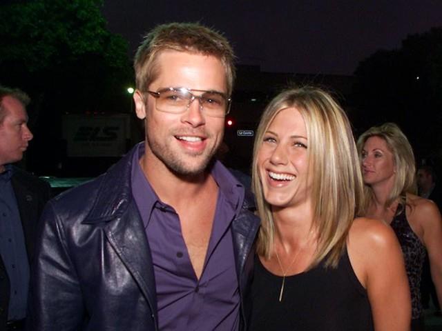 Jennifer Aniston 'Cast Aside' By Brad Pitt Again For Another Brunette?