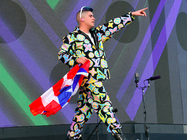 Bad Bunny Halts European Tour to Join Protests Against Puerto Rico Gov. Ricardo Rosselló