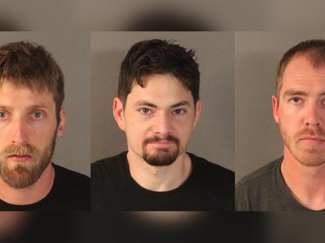 3 Men Arrested After BASE Jumping Off Foresthill Bridge