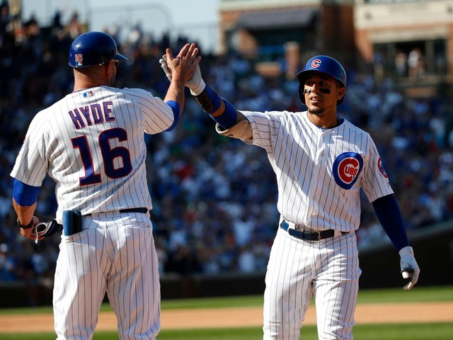 Orioles deny reports they hired Cubs bench coach Brandon Hyde as manager