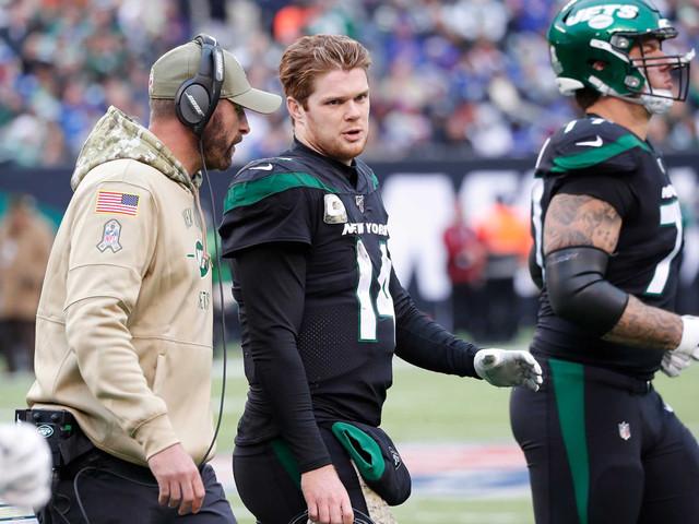 Jets right to give Sam Darnold-Adam Gase combo a second season