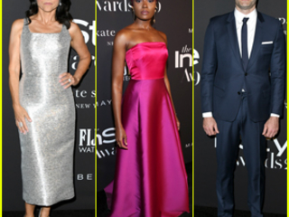 Julia Louis-Dreyfus, Kiki Layne, and Bill Hader Receive Style Awards at InStyle Awards 2019!