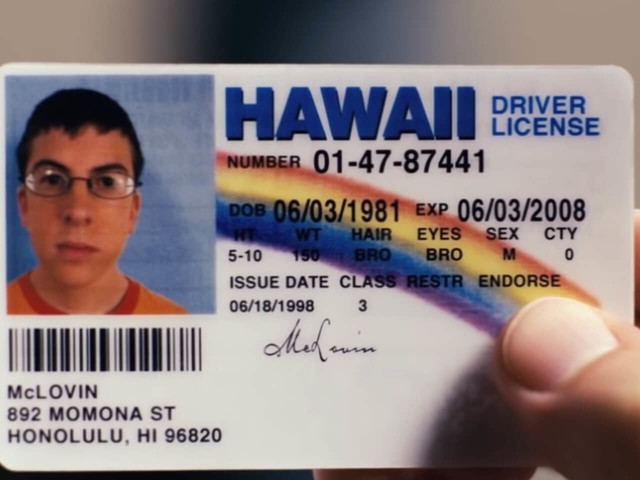 Underage Iowa man busted with 'McLovin' ID—and Seth Rogen is proud