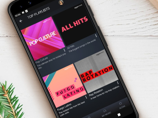 Amazon Music Expands Access to Free Streaming Service, Spotify Stock Falls
