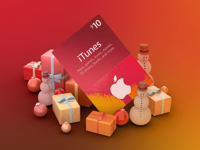 Black Friday 2019: Save on App Store and iTunes Gift Cards (Up to 20% Off, Get $100 Cards for $80)
