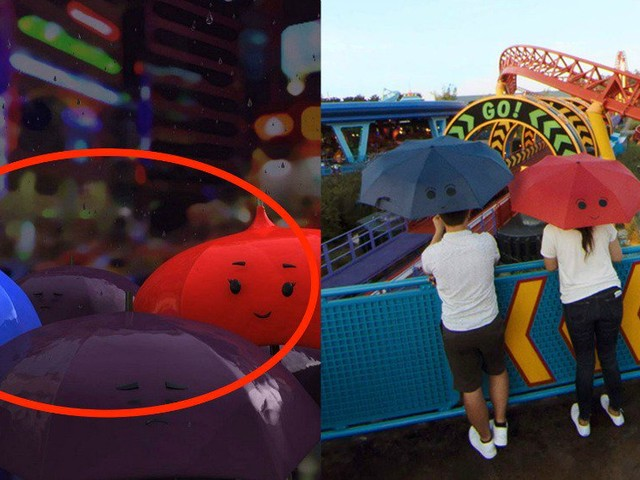 Pixar Easter Eggs Hidden in Google Street View of Toy Story Land at Walt Disney World