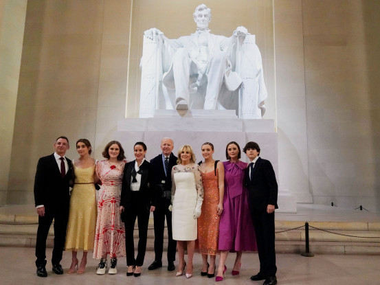 Meet the Family: Biden's and Harris' Nearest and Dearest