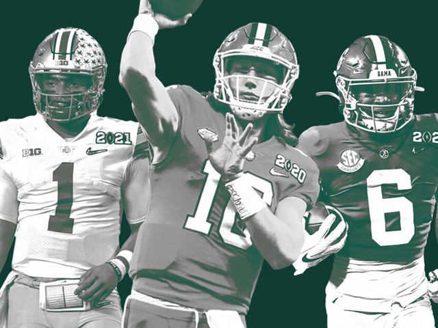 The Ringer's Top 32 2020 NFL Draft Big Board
