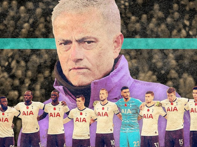 A Mou Dawn, a Mou Day at Tottenham