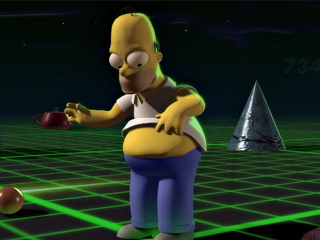Ready the Simpsons references: researchers think the universe is donut-shaped