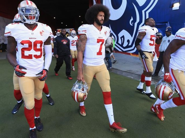 Trump's Big Mouth May Have Given Colin Kaepernick a Case Against the NFL