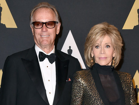 Jane Fonda Mourns The Death Of Her 'Sweat-Hearted Baby Brother' Peter: 'He Went Out Laughing'