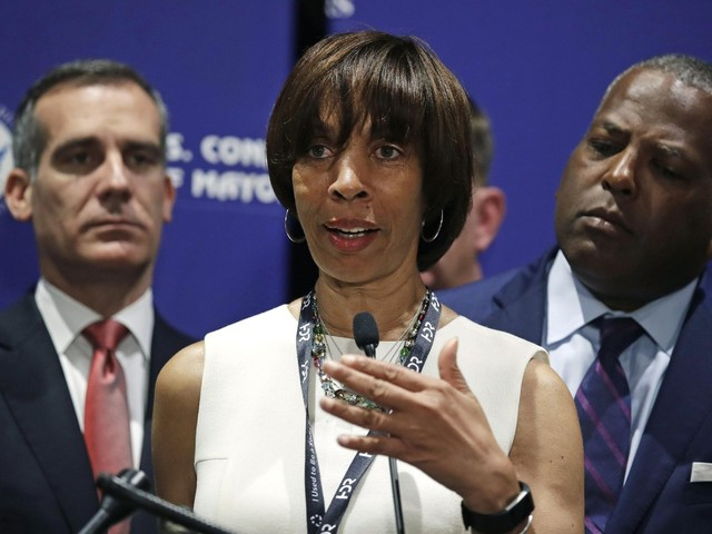 Catherine Pugh, secluded Baltimore mayor, resigns amid scandal