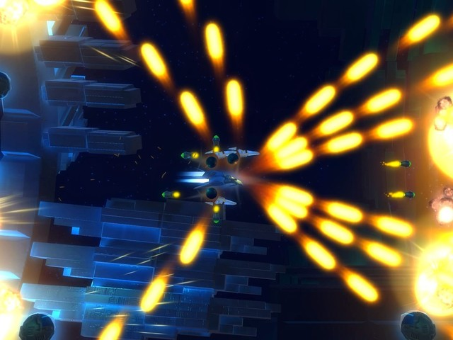 Rigid Force Redux Is Now Available For Xbox One