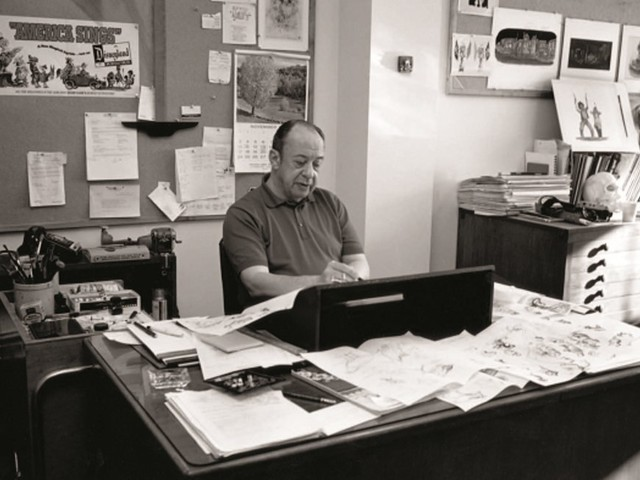 Review: Marc Davis in His Own Words: Imagineering the Disney Theme Parks