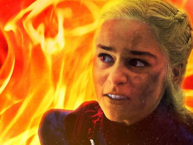 The Unearned Madness of Daenerys Targaryen
