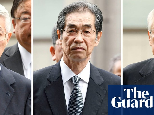 Fukushima disaster: Japanese power company chiefs cleared of negligence