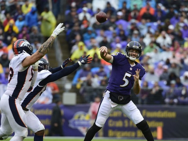 The Broncos trading for Joe Flacco doesn't mean they won't draft a quarterback in 2019
