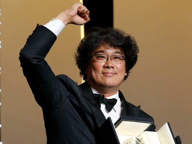 'Parasite' Wins Top Honors at Cannes