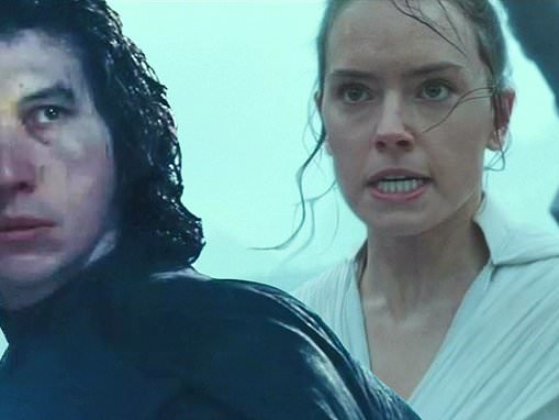 Star Wars: The Rise of Skywalker final trailer reveals more about Rey and Kylo