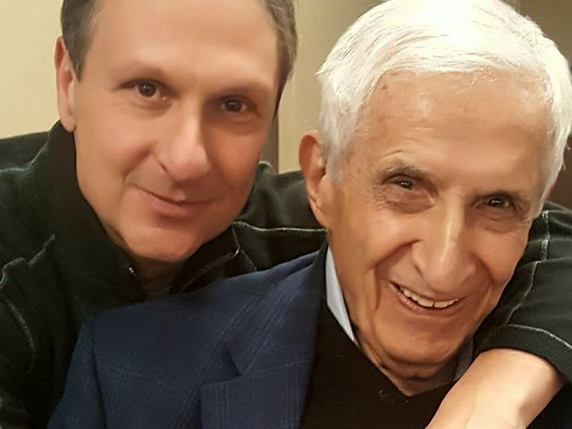 Sid Hartman remembered as Dad, as Grandpa – and, yes, also as 'Sid!' – by son Chad Hartman